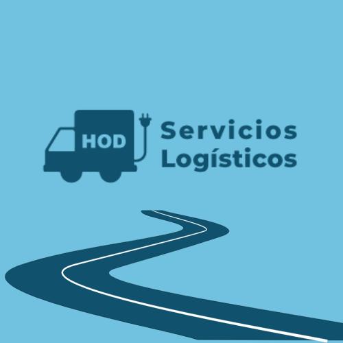 HOD Distribución Logo